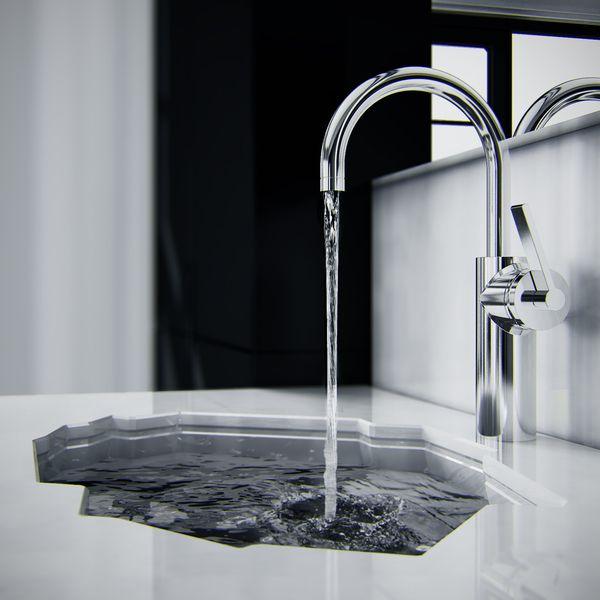 Arctic bathroom: Koko Architects