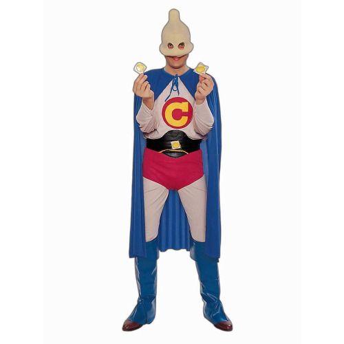 Adult Captain Condom Costume