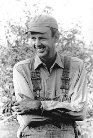 """Wendell Berry. """"It may be when we no longer know what to do, we have come to our real work, and that when we no longer know which way to go, we have begun our real journey."""""""