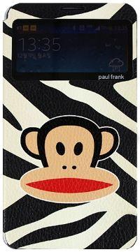 For Samsung Paul Frank Animal Window Zebra