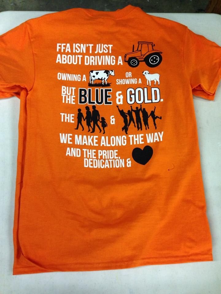 this is an awesome idea for ffa - T Shirt Design Ideas Pinterest