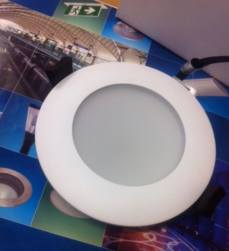This is our new LED IP44 Downlight suitable for use in bathrooms and humid environments