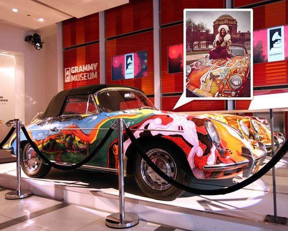 Porsche 356c - Janis Joplin