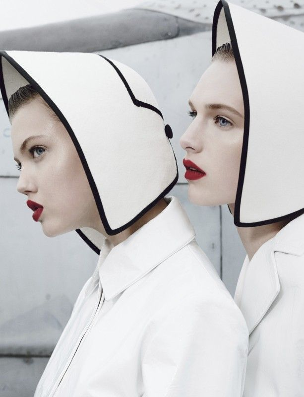 Du bist meine Besessenheit: W Magazine Super Fly Fashion Shoot November 2013