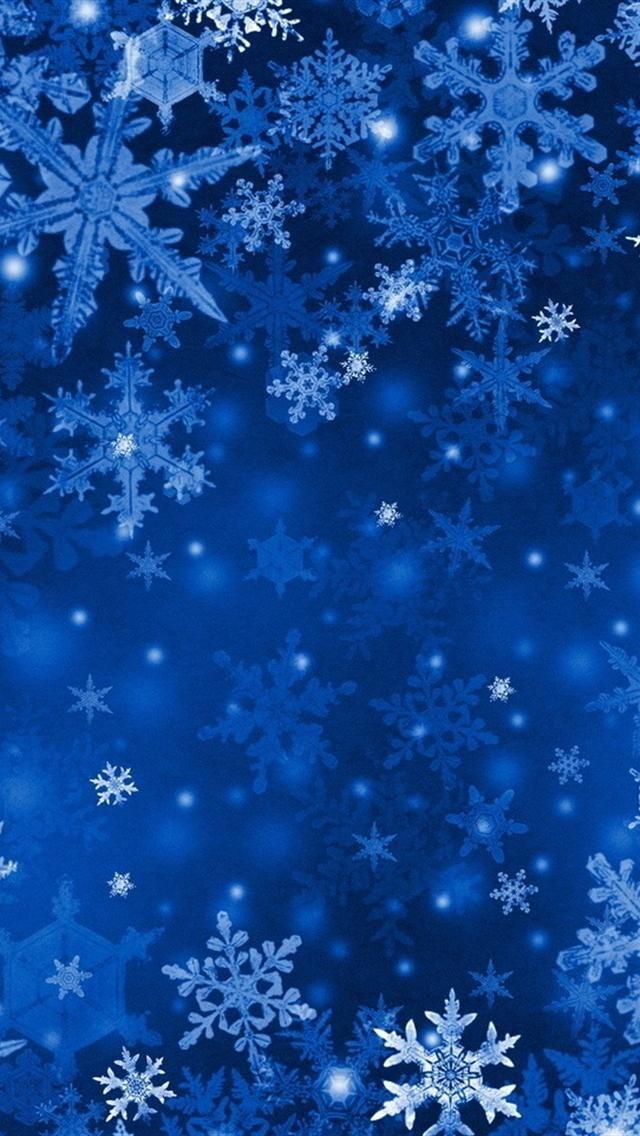 雪の壁紙, Iphoneのデスクトップの壁紙, 壁紙の携帯電話, 美しい壁紙, 青い雪片, 壁紙の背景, Iphoneの背景, 壁, セル資金