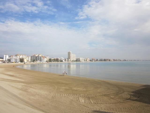 Playa de Peñíscola #CostaAzahar #Castellón
