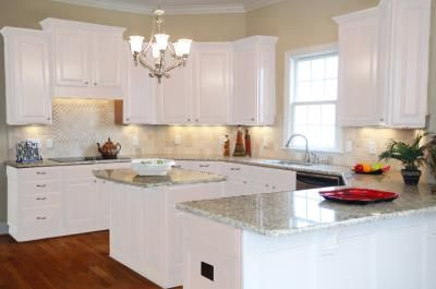 Best 25 Refinished Kitchen Cabinets Ideas On Pinterest