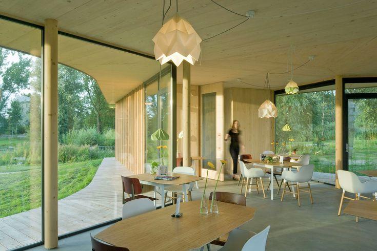 Tea House 'Tuin van Noord',© Marcel van der Burg