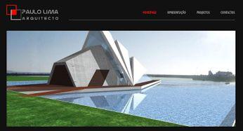 Webhouse.pt - Projeto Paulo Lima Arquiteto