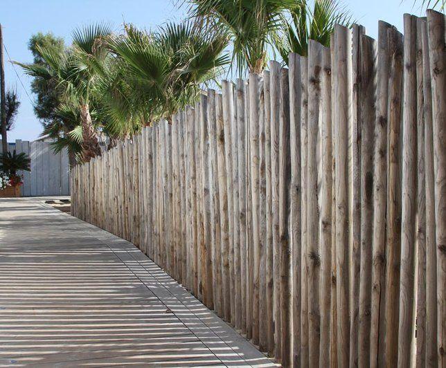 1000 id es sur le th me palissades bois sur pinterest for Decoration jardin bord de mer