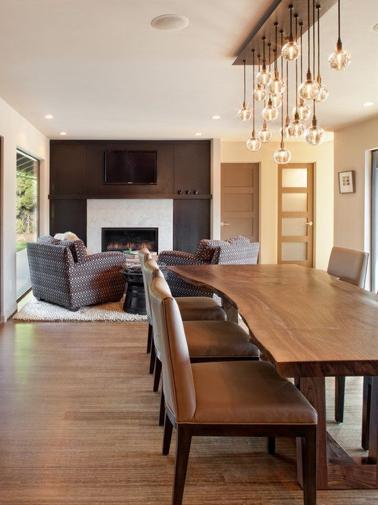 Image Result For Dining Table Drop Lights