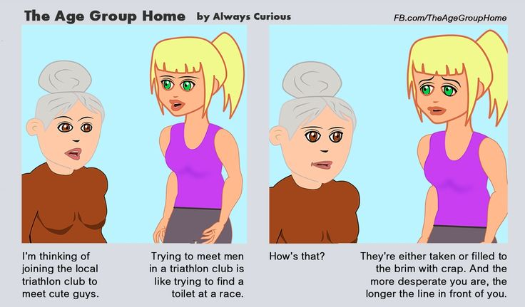 The Age Group Home - Meeting Men