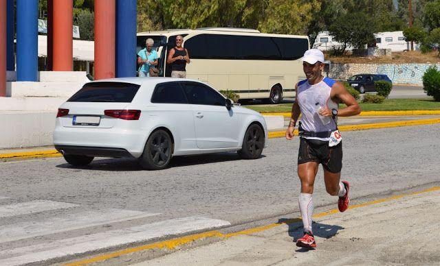 2016 Σιδερίδης Νικόλαος  1ος Έλληνας καταλαμβάνοντας την 6η θέση τερματισμού  27 09΄ 45''