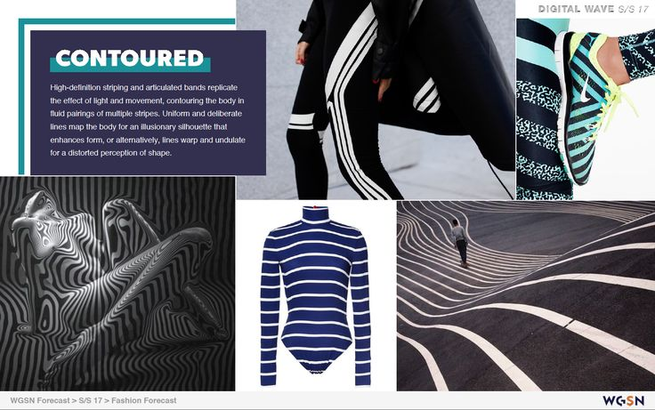Print and Pattern - CONTOURED - fluid and uniform multipal ...