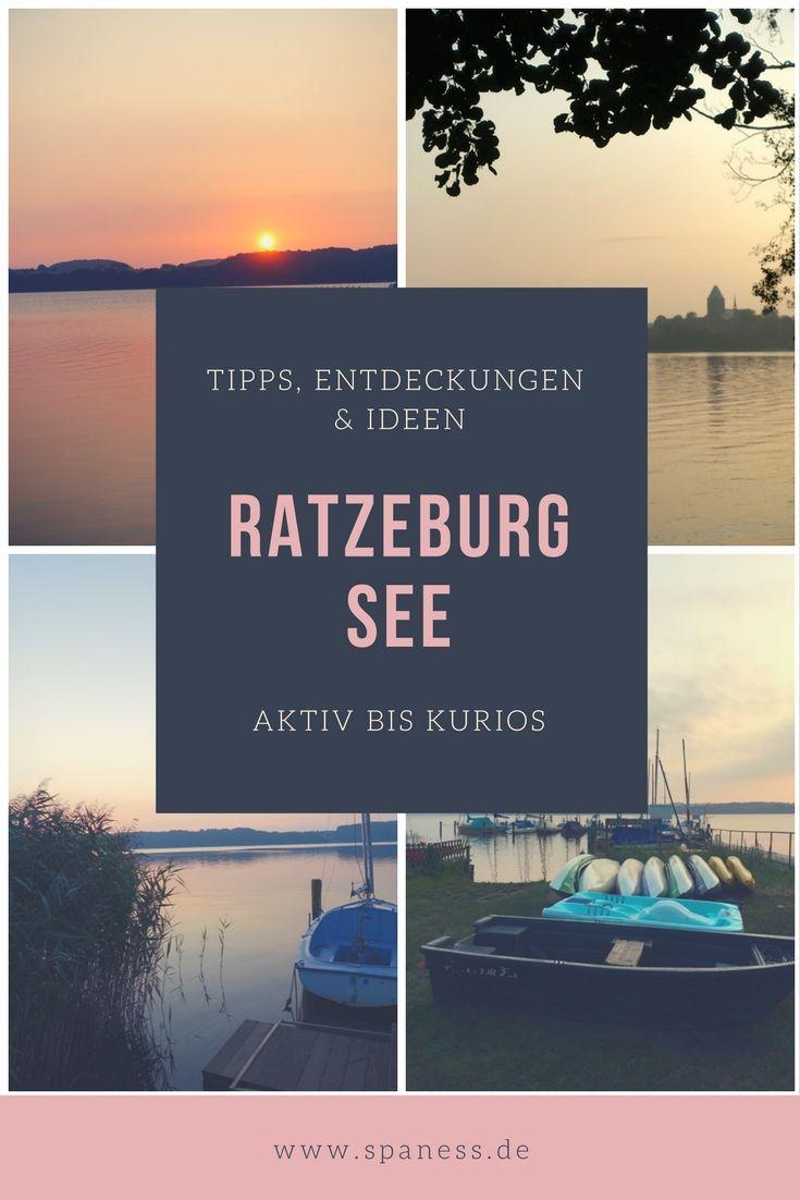 Ratzeburg Kurzurlaub // Deutschland Urlaub Vor der Haustür am Ratzeburger See // Ideen, Aktionen, Aktivitäten und kuriose Entdeckungen.