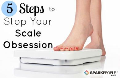 Don't let the scale have power over you. Gain control with these stay-motivated strategies to lose the scale for good. via @SparkPeople