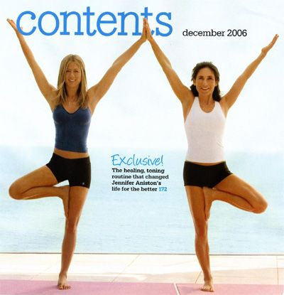Mandy Ingber's yogalosophy (and Jen Aniston's bod)...my new favorite and her mantra is now mine.