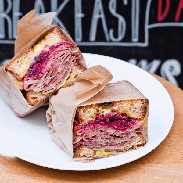 Sandwich au pastrami - Marie Claire Maison