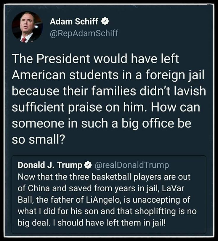 Because he's as small and petty and thin-skinned a man as ever held the office. There hasn't been anyone as loathsome as Trump, ever. He's the disgusting result of forty years of bigotry and rage at the civil right gains of the 60s. Rage, too, at gains that women have made in those years. He represents a retrograde admiration for stomping, stupid bullies. A nosepick of a human being. A grinning ape.