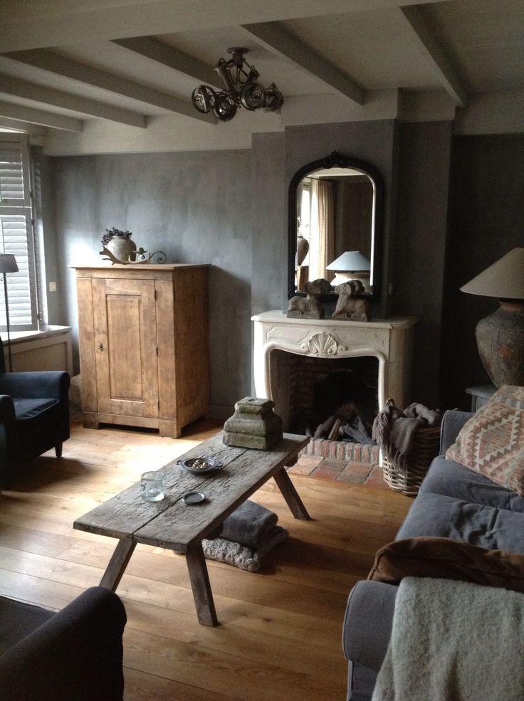 Woonkamer Muren Ideeen : Oyster Grey Bedroom