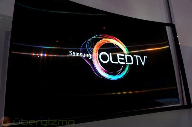 Hands-On: Samsung Curved OLED TV Review
