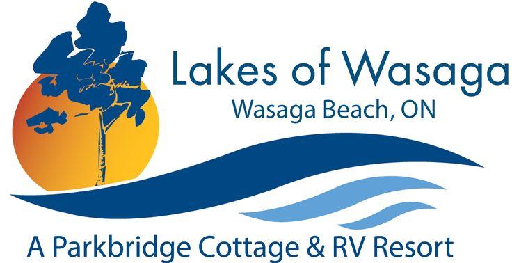 Lakes of Wasaga Cottage and RV Resort in Wasaga Beach, Georgian Bay, Ontario