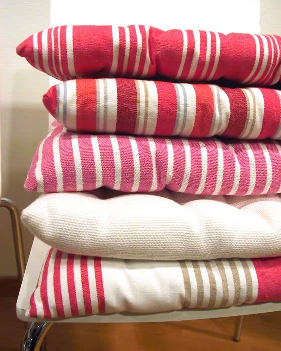 Linum in Ireland - Cushions
