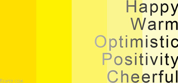 the meaning of colours images pinterest color yellow and blog designs - Pictures Of The Color Yellow