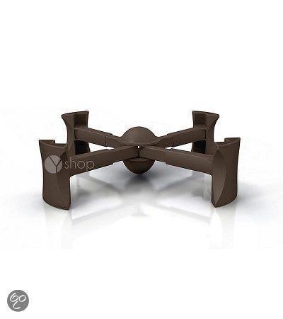 Kaboost stoelverhoger bruin