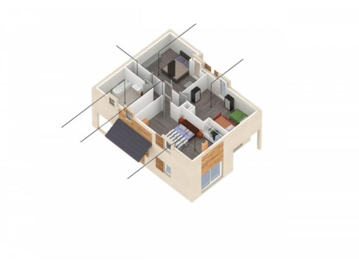 13 best plan maison images on Pinterest House blueprints, House