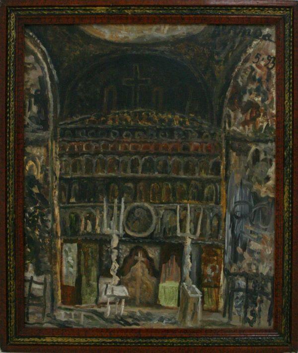 Artindex » Horia BERNEA la Muzeul de Arta Constanta