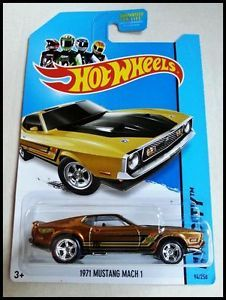 hot wheels treasure hunt 2014 list | Details about Hot Wheels 2014 Super Treasure Hunt 1971 MUSTANG MACH 1 ...