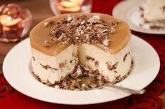 Omenainen glögi-juustokakku