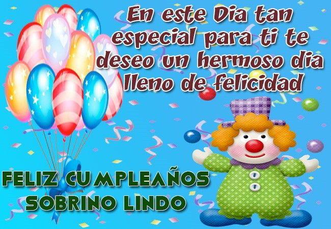 Frases happy birthday pinterest for Regalo especial para un hermano