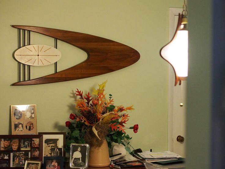 331 amazing photos of vintage wall clocks - Retro Renovation