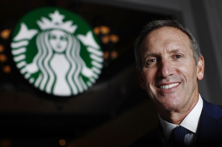 10 lessons you can learn from the CEO of Starbucks