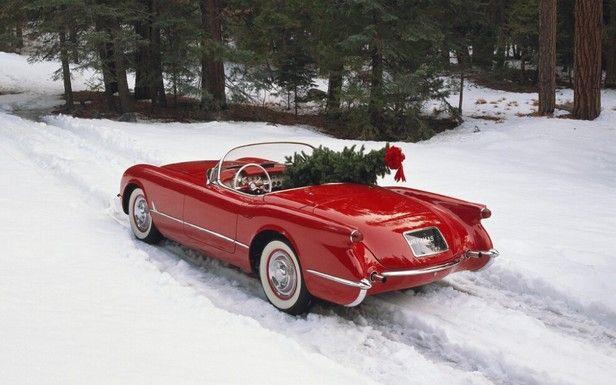 Chevrolet Corvette....MERRY CHRISTMAS