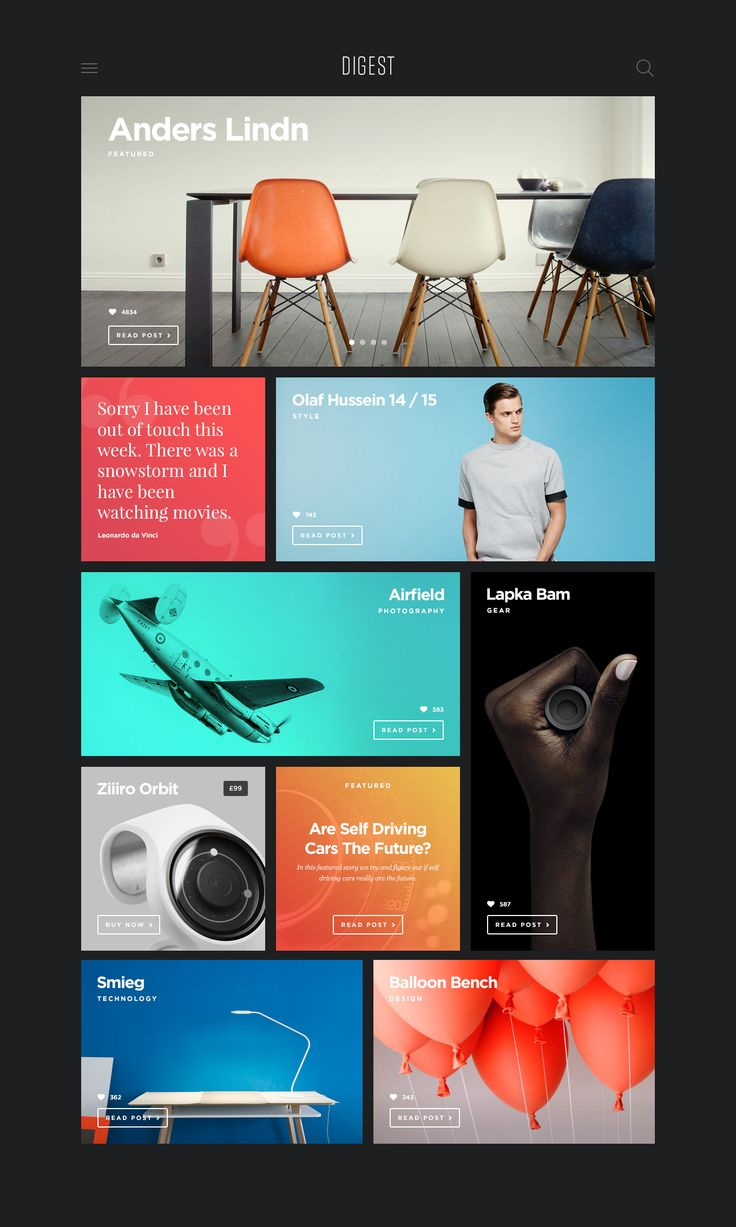 Digest Magazine Template 2 by Oliur