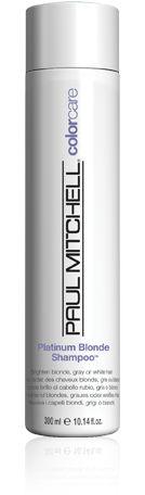 Platinum Blonde Shampoo™: Grey Hair, Gray Hair, Colors Enhancer, Platinum Blonde, Blondes Hair, Colors Care, Blonde Hair, Hair Healthy, Light Colored Hair