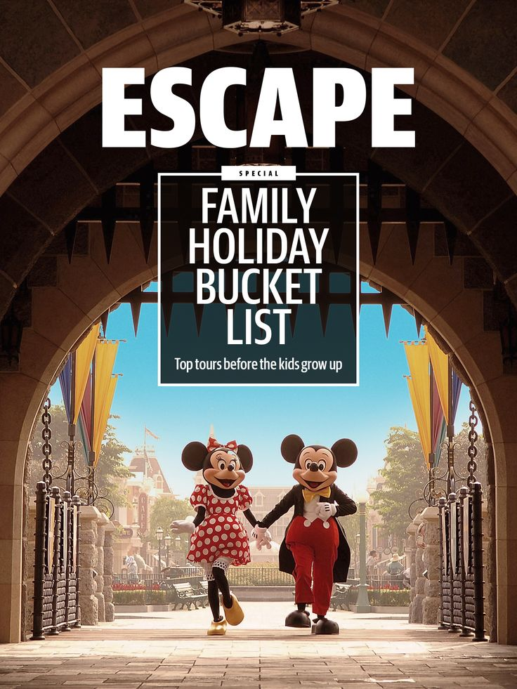 Disneyland, California | 13 top holidays your kids will never forget #escapesnaps