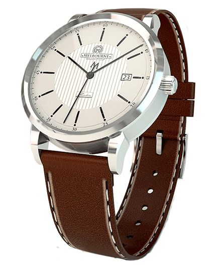 Melbourne Watch Company - Flinders Automatic - White Dial, $395.00 (http://www.melbournewatch.com.au/flinders-automatic-white-dial/)