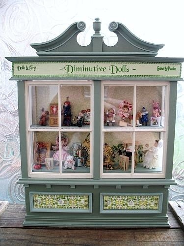Vintage Toy Shoppe Kit - LAST ONE REMAINING! - Click Image to Close