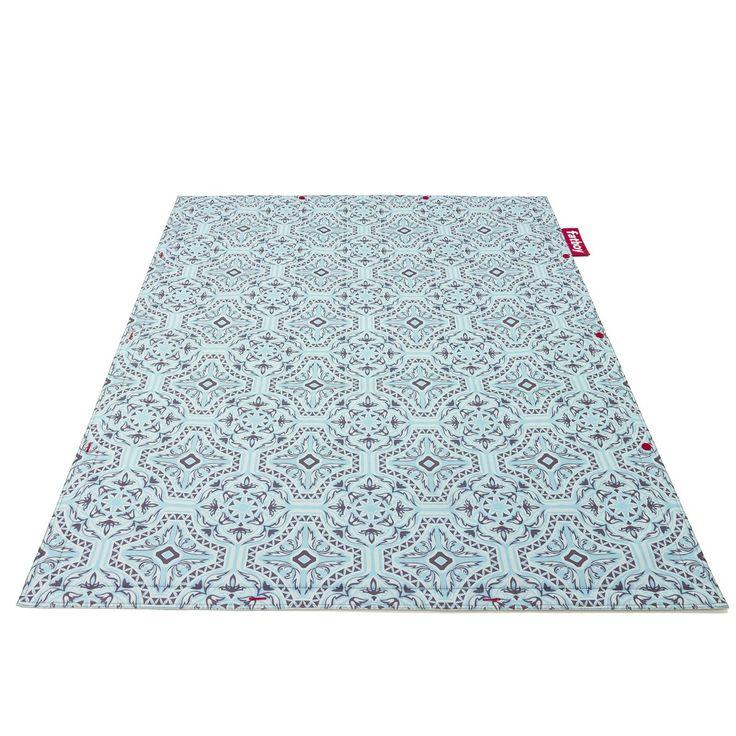Porto Blue --- Flying Carpet, vloerkleed voor buiten - Tapijten & kleden - Online shop | Fatboy