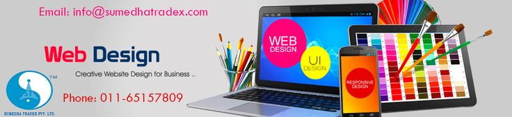 Sumedhatradex is one of the best leading professional web designing services company in pitampura free to contact us for any kind of website designing solutions.