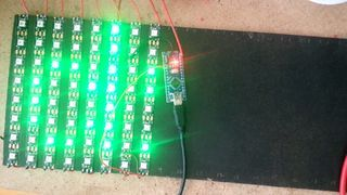 What is a wifi RGB LED matrix sign and why?A wifi matrix sign is a low resolution screen with a web-server that anyone can access from anywhere in the world and send...