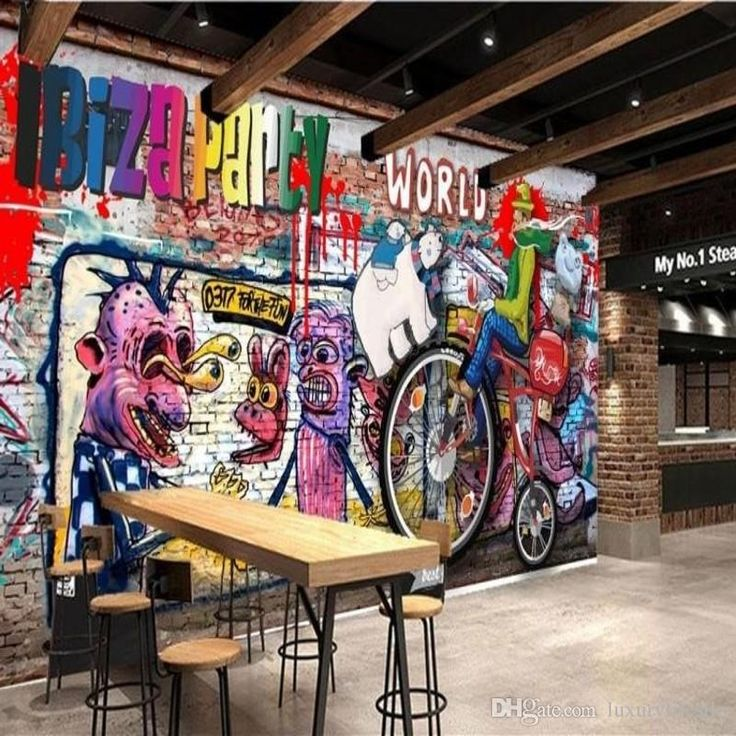 Walltastic Graffiti Wallpaper Mural: 1000+ Ideas About Graffiti Wallpaper On Pinterest