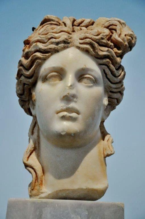 #afrodisias #turkey #iyonya #ionia #goddess #tanrıça #heykel