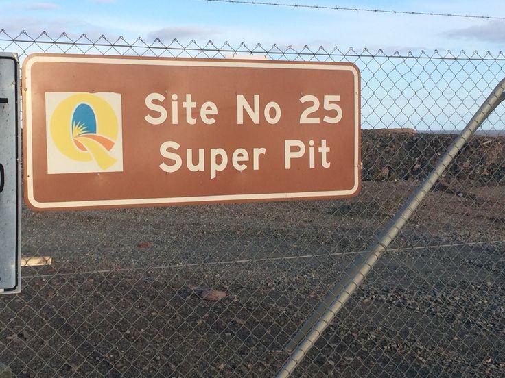 Site 25 - Super Pit