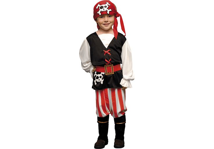 Disfraz Niño Pirata. Toy planet. 11.99€