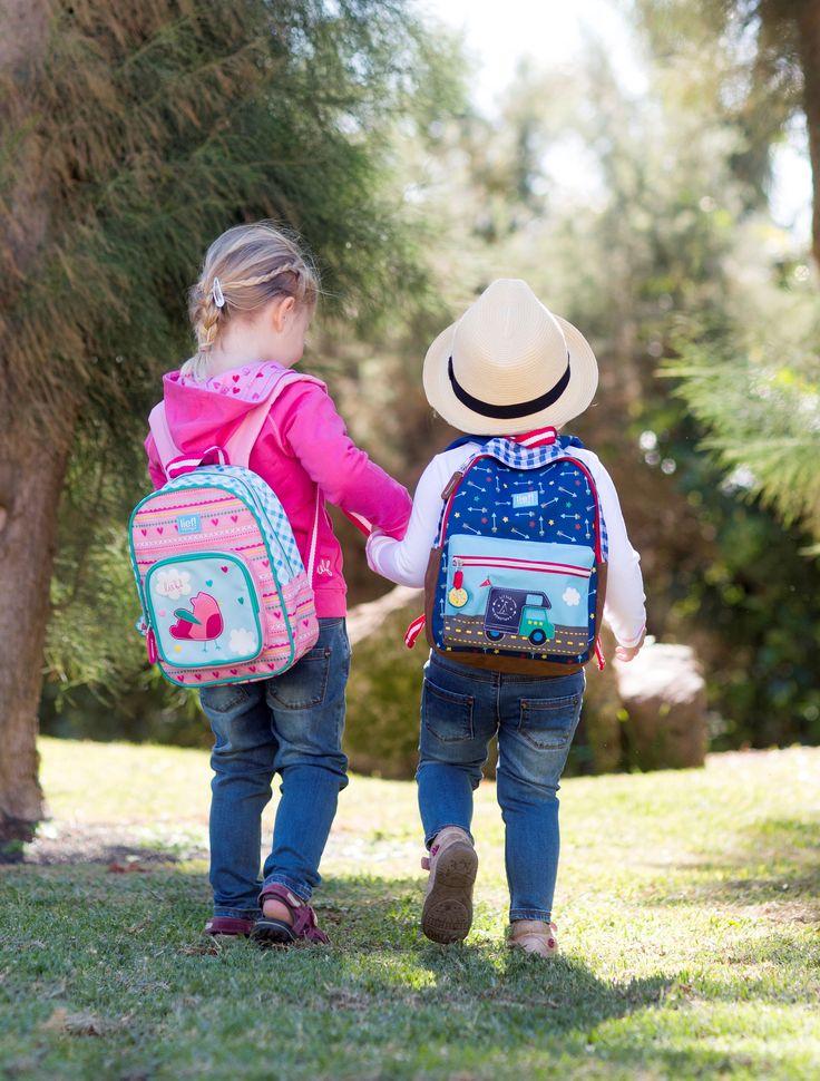 lief! lifestyle kindertassen collectie 2015 | bags for children 2015  www.lieflifestyle.nl